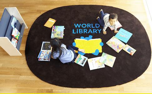 子どもの絵本選びに悩んでるなら月1000円で毎月1冊届く『WORLDLIBRARY』がオススメ