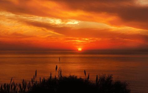 夕日 なぜ赤色