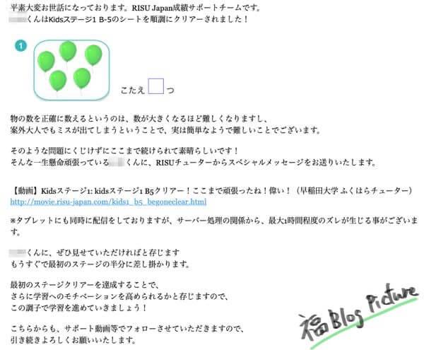 RISU サポートメール
